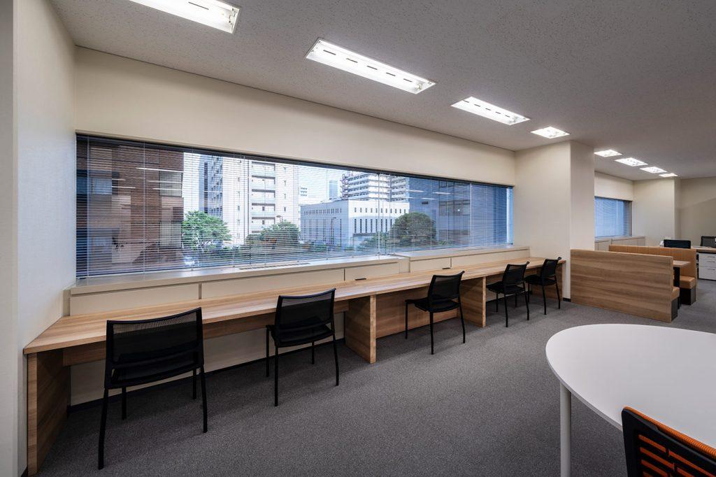 執務室 ナジコイーエス株式会社