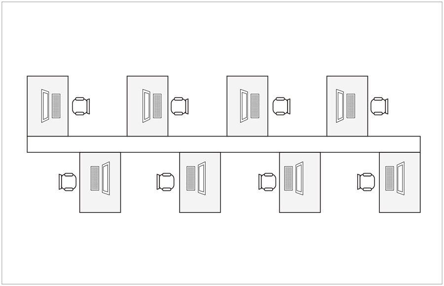 執務室 クラスターイメージ