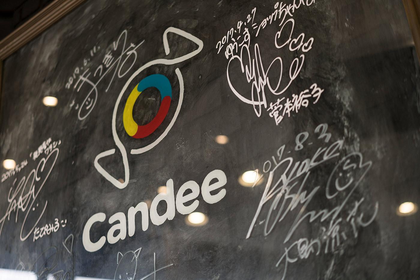 サイン 株式会社Candee