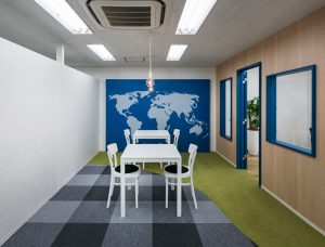 会議室(株式会社イチイコーポレーション)