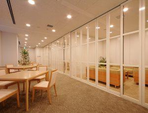 会議室(不動産オフィス)