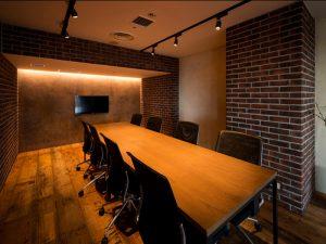 会議室(株式会社SHIFT)