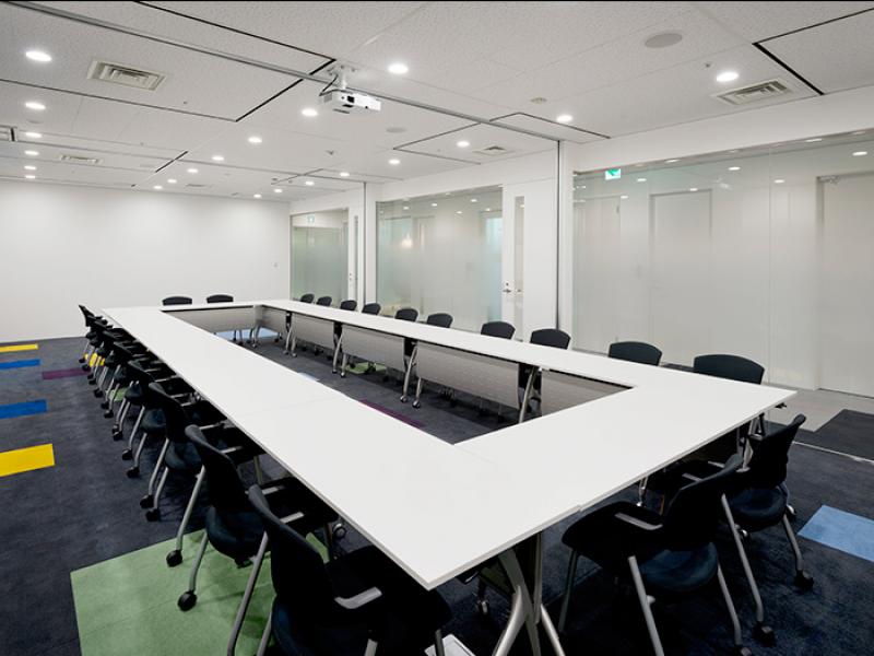 会議室(フェリングファーマ株式会社)