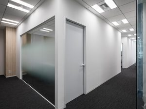 会議室(富山スガキ株式会社)