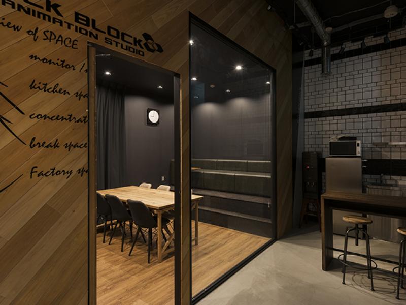 会議室(有限会社TRICK BLOCK)