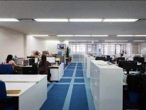 執務室 株式会社アクシス 東京オフィス 様