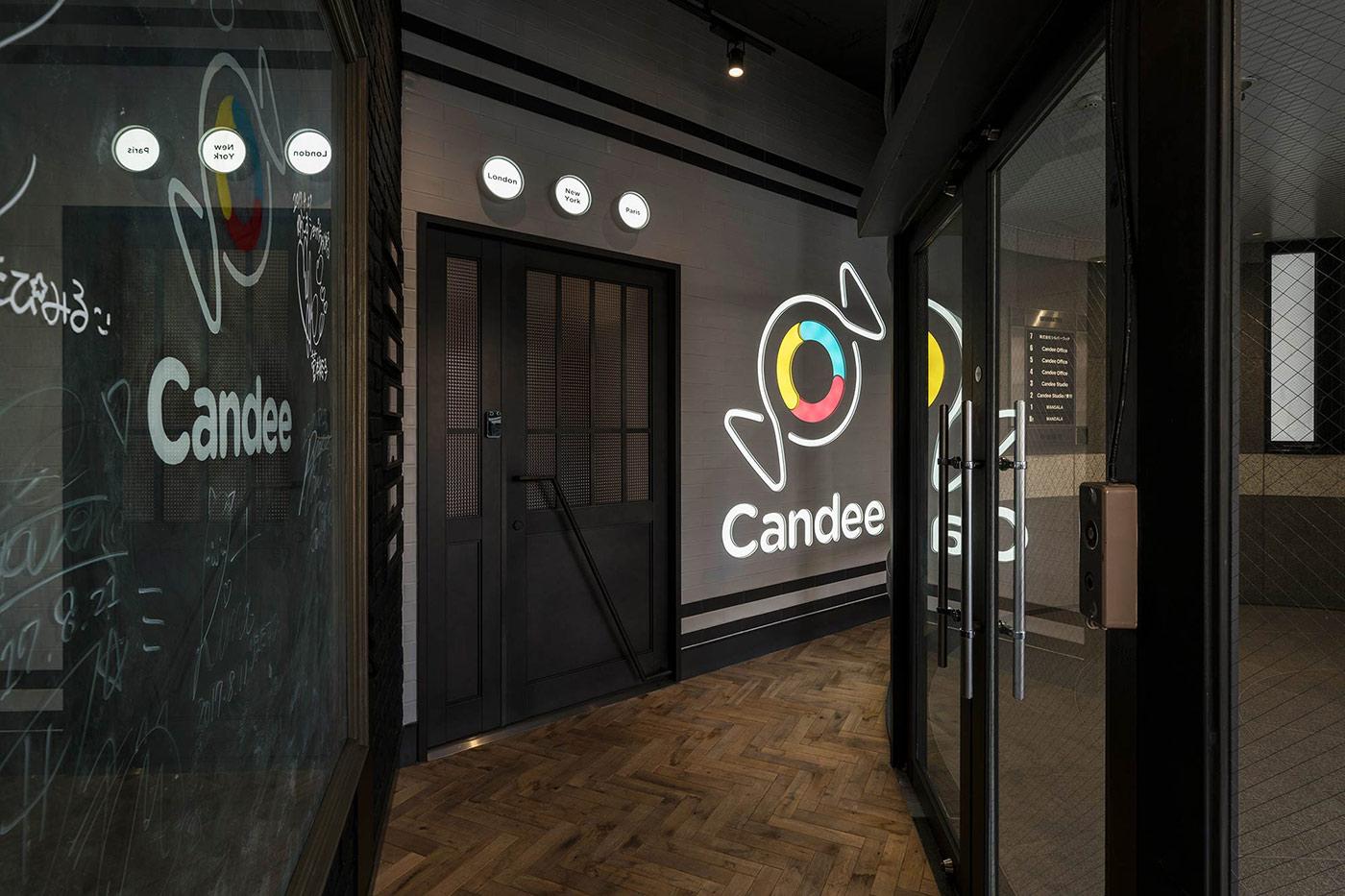 エントランス 株式会社Candee