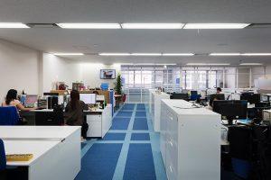 執務室(株式会社アクシス東京オフィス 様)