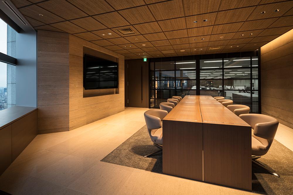 会議室(ユニオンテック株式会社)